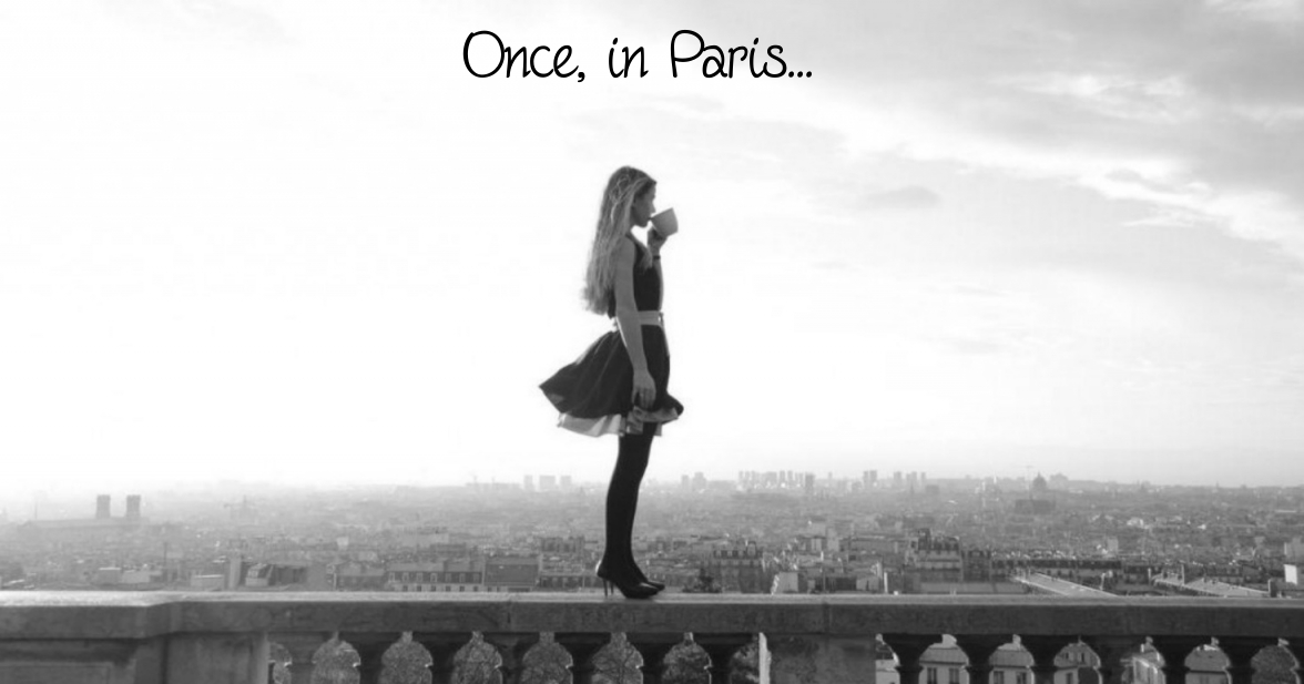 Once, in Paris