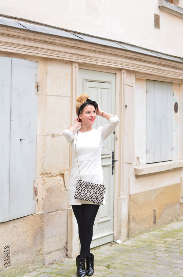 headband-blogueuse-mode-paris-robe-blanche