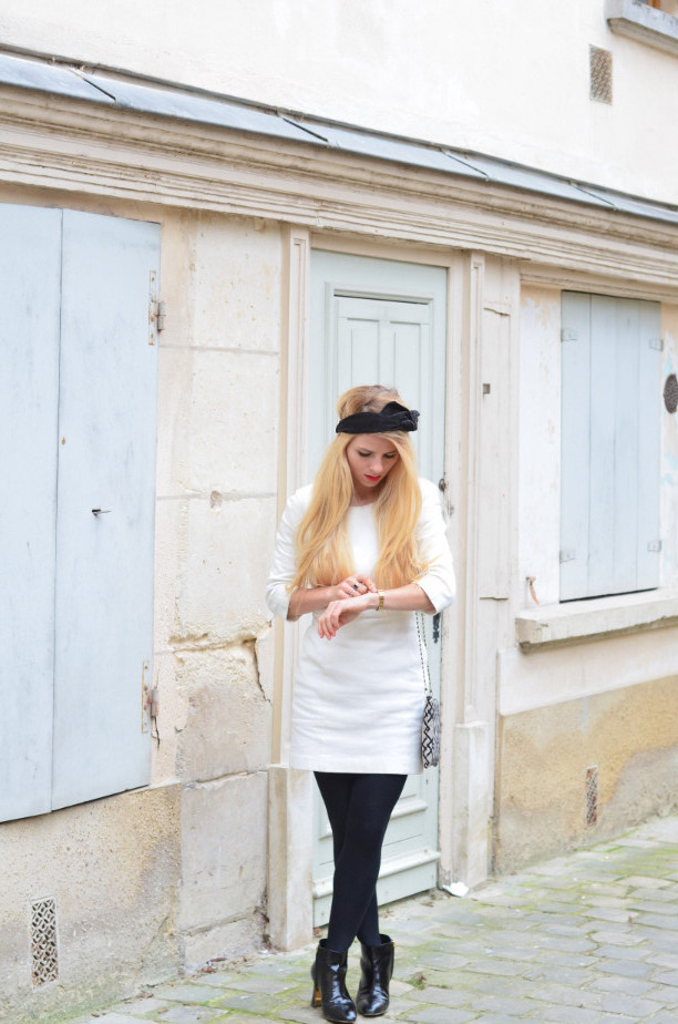 headband-blogueuse-parisienne-francaise-robe-blanche